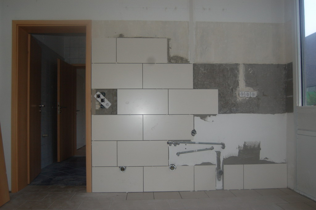 neue k che entsteht feg kiel. Black Bedroom Furniture Sets. Home Design Ideas