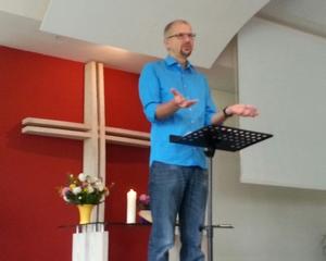 Michael Murzin zu Gast