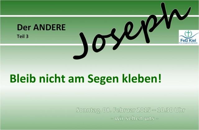 Joseph Teil 3