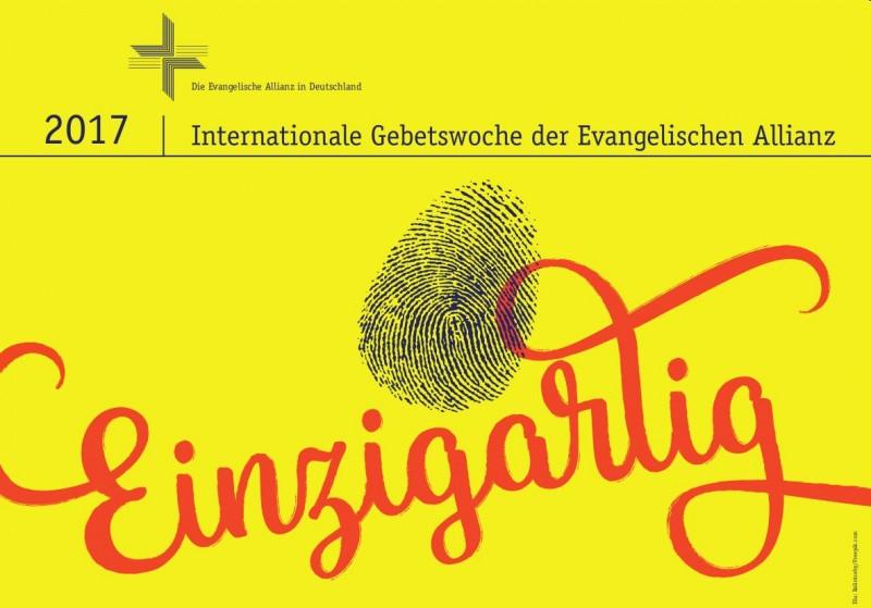Christus allein! START der Allianzgebetswoche 2017 in Kiel