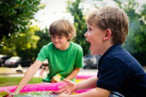 Kindergottesdienst in den Sommerferien
