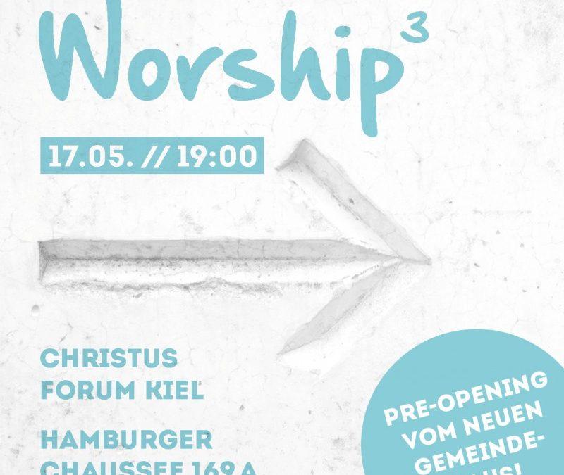 Connect bei Worhip ³  17.05. // 19:00 Uhr